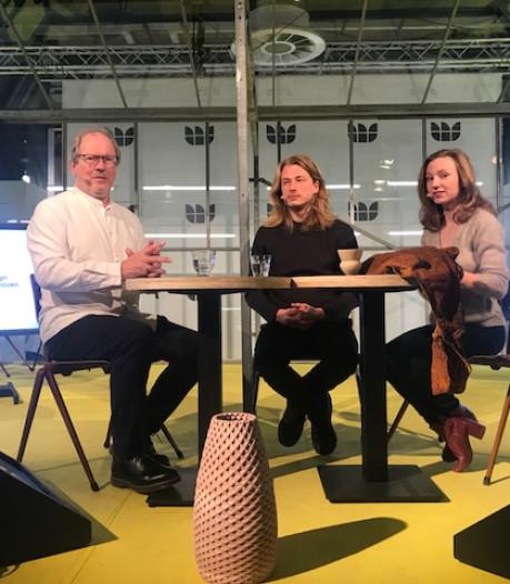 Terugkijken DDW Live met Billie van Katwijk en Olivier van Herpt