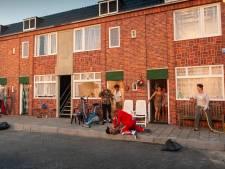 Een feestje bouwen, dát kunnen ze wel in deze Bossche volkswijk