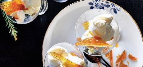 Wat Eten We Vandaag: Crème brùlée-ijs