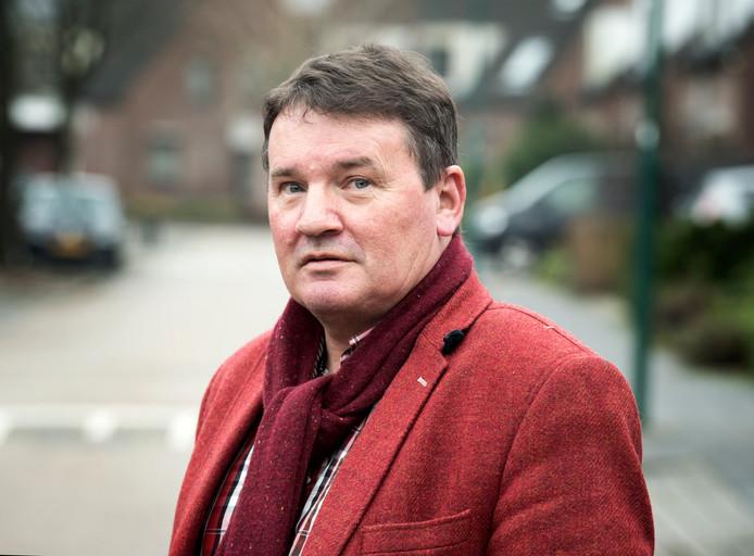 PVV-lijsttrekker Wim Ubaghs.
