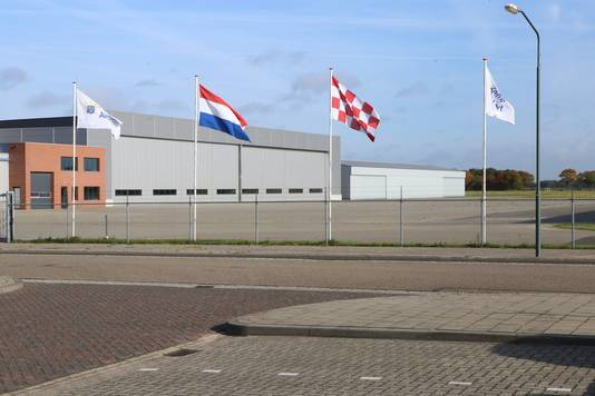 Kempen Airport in Budel.