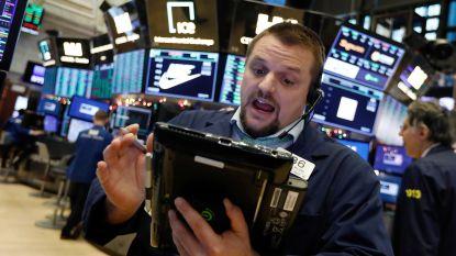 Wall Street kende slechtste jaar sinds 2008