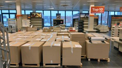 Standaard Boekhandel sluit deuren in K: te weinig passage