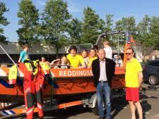 Reddingsboot biedt Reddingbrigade Tilburg'98 nieuwe kansen