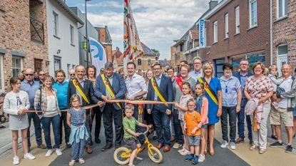 Ieperstraat en Kleine Veldstraat heringehuldigd na rioleringswerken