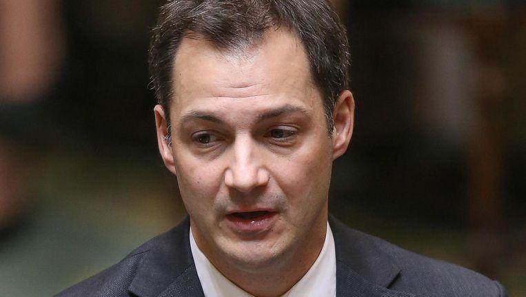 Alexander De Croo, minister van Ontwikkelingssamenwerking.