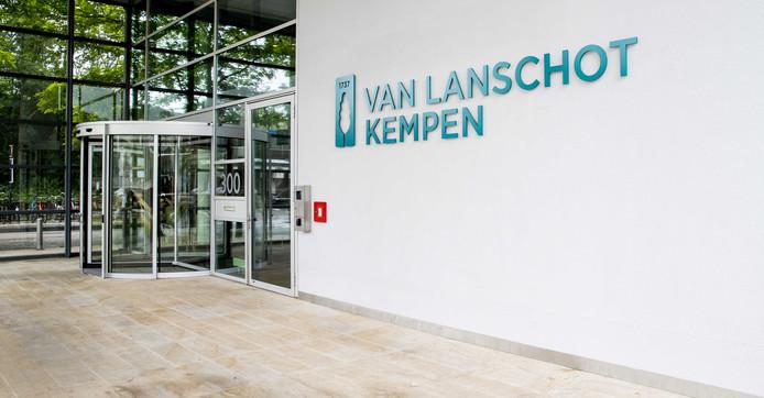 De vestiging van Van Lanschot Kempen in Amsterdam.