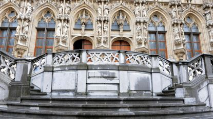 Celstraf met uitstel na verkrachting op trappen stadhuis