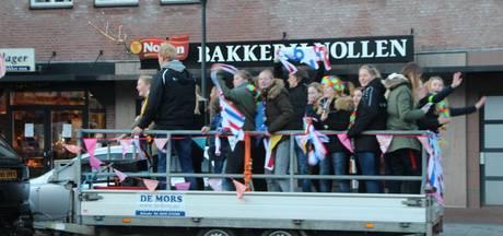 DEO-meisjesteam onder 15 maakt kampioensrit door Borculo
