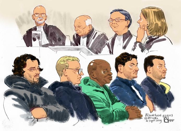 Le procès a commencé à Breda