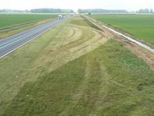 Brabant 'zeer hoopvol' over proef slingerend bermmaaien tussen Drunen en Andel