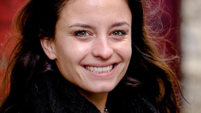 De Amsterdamse Eva Koreman is een van de drie presentatoren van het vernieuwde Jules Unlimited Beeld ANP
