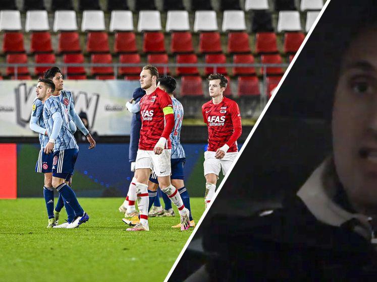 Johan Inan: 'Ajax heeft in Alkmaar dubbele zege geboekt'