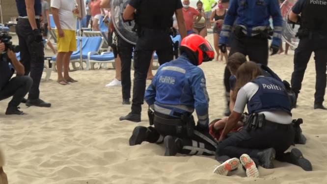 RECONSTRUCTIE. Van een hittedag op het strand tot gigantische vechtpartij: hoe liep het zo uit de hand aan de kust?