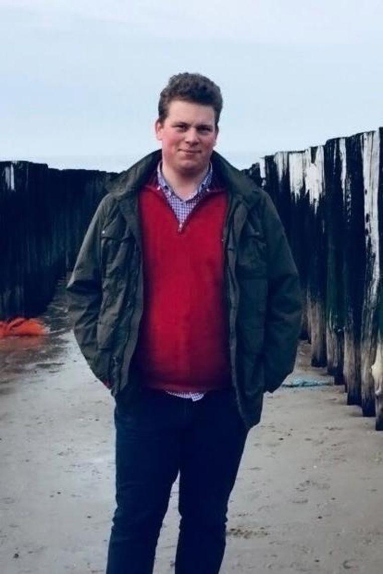 Pieter-Jan Certyn is de nieuwe jongerenvoorzitter van CD&V.