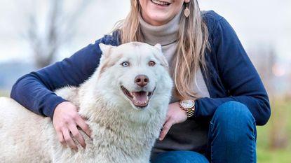 Vermiste hond plots terug in tuin