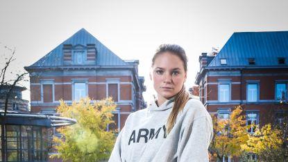 Van schoonheidsspecialiste tot gevechtssoldaat, Pauline (25) is een van de weinige vrouwelijke militairen in ons land