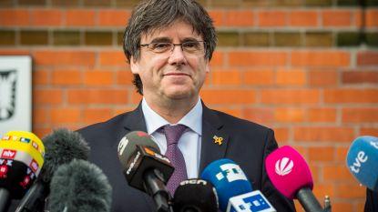 Afgezette Catalaanse leider Puigdemont bezoekt Kortrijk en geeft lezing in Budafabriek