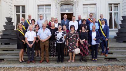Ertveldse 65-jarigen vieren feest