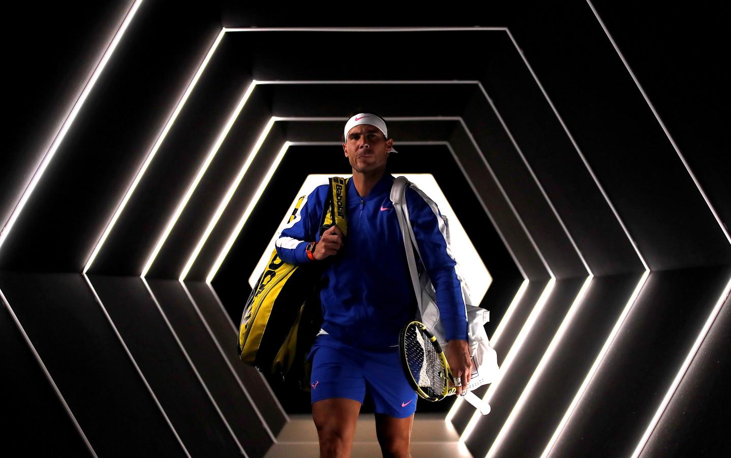 Geen finale voor Rafael Nadal, we voor Denis Shapovalov.