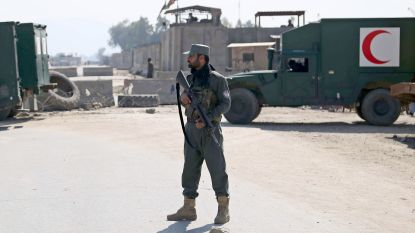 Minstens 16 doden bij terreuraanval op bouwbedrijf in Afghanistan