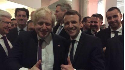Brits buitenlandminister Boris Johnson wil brug van 32 km over Kanaal