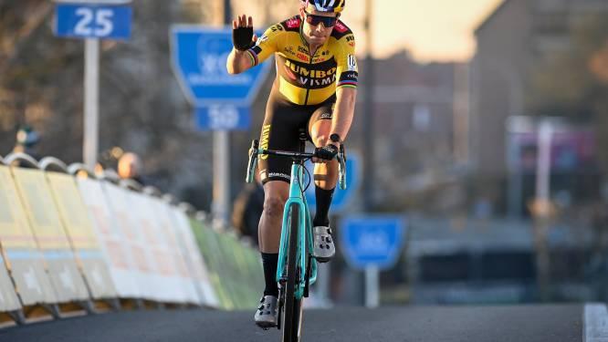 """Van Aert maakt meteen indruk: """"Het zal geen drie crossen duren voor hij opnieuw wint"""""""