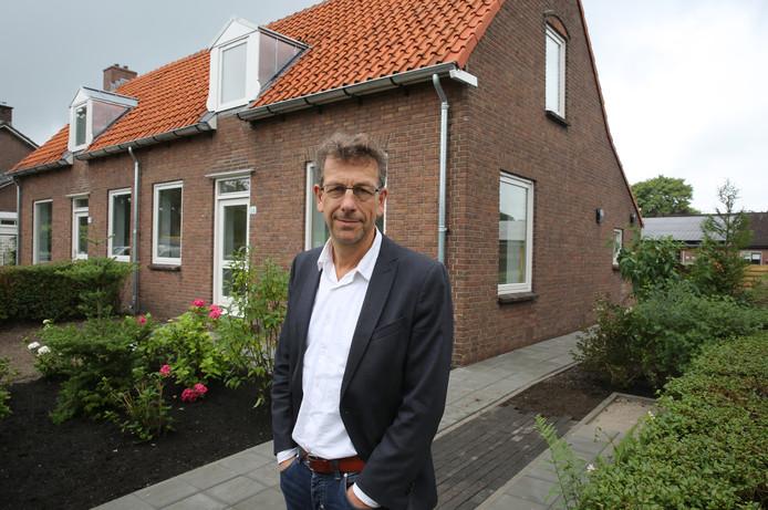 Marco de Wilde, directeur-bestuurder van Veluwonen.
