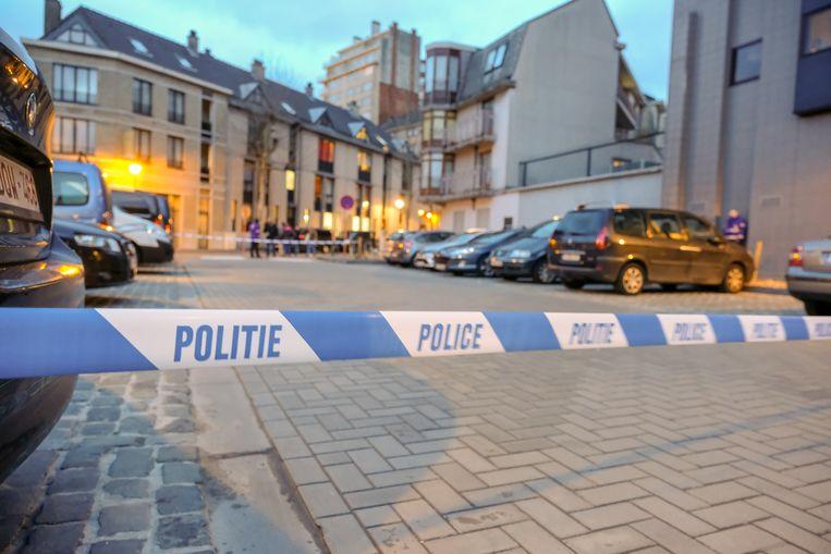Schietpartij in Sint-Gillis: Jacques Franckplein.
