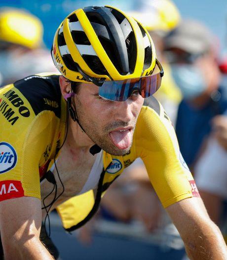 Dumoulin mag zich niet inhouden in zware Dauphiné: 'Hij heeft wedstrijdintensiteit nodig'
