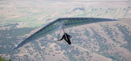 Prima prestatie Joost Eertman uit Oldenzaal op EK deltavliegen