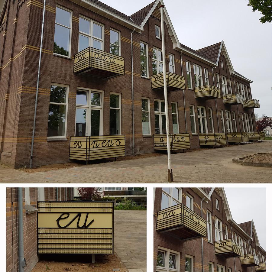 4. Sint Jorisschool - Terborg    Architectuur Prijs Achterhoek 2019