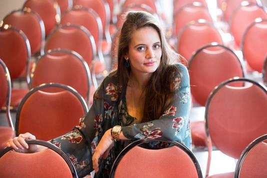 De Bossche zangeres Loïs van de Ven.