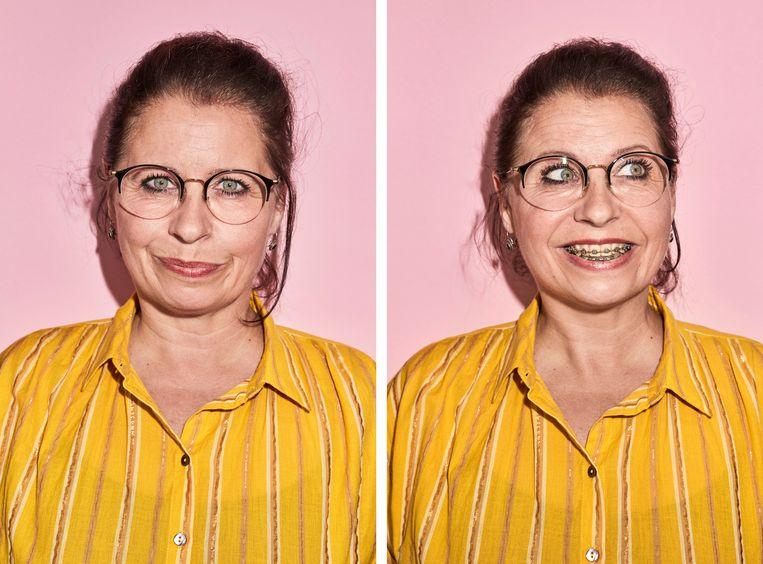 Jacqueline Sluiter: 'Als foodstylist kom ik regelmatig op de foto. Ik wilde gewoon weer shinen.'  Beeld Valentina Vos