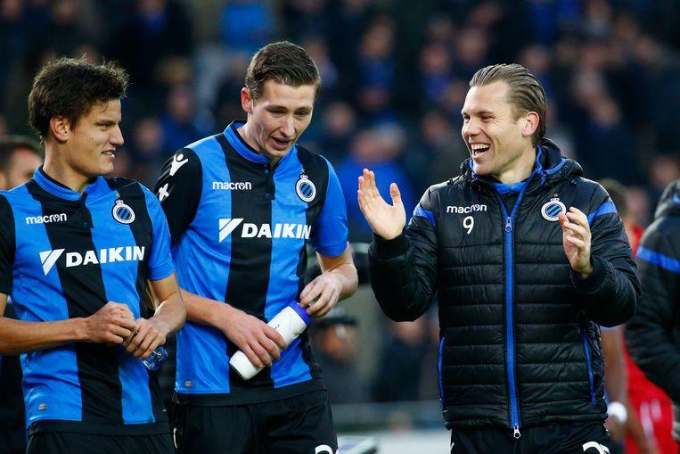 Vossen en Vanaken waren al goed voor 9 Belgische goals bij Club Brugge.