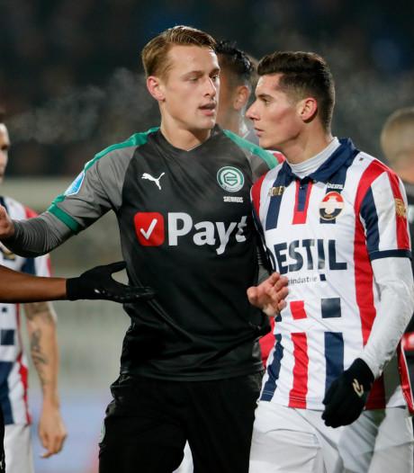 Willem II ziet FC Groningen graag naar Tilburg komen, zeker op vrijdag