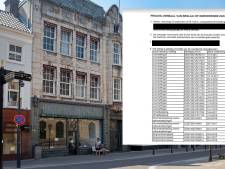 Belastingdienst legt beslag op kapitaal pand Noordeinde van Munie