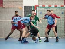 Handballers DFS Arnhem ten onder tegen derde team van Aalsmeer