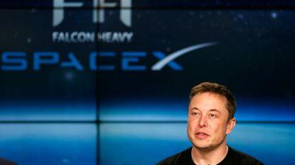 Musk praat Tesla zelf onderuit: -8%