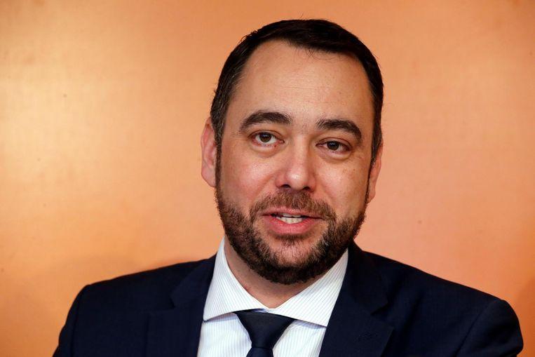 cdH-partijvoorzitter Maxime Prévot.
