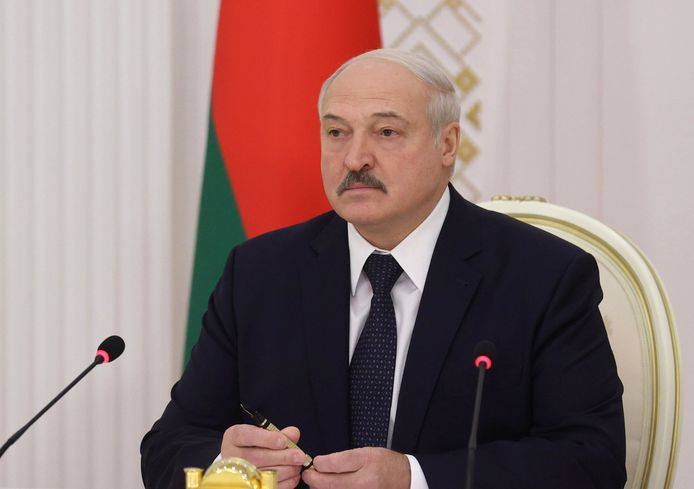 President Aleksandr Loekasjenko.