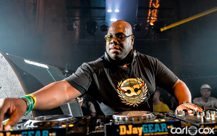 Carl Cox (archives).