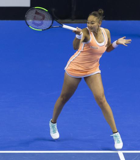 Pattinama-Kerkhove sneuvelt in tweede kwalificatieronde Australian Open