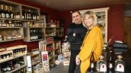 Luc Haekens opent streekproductenwinkel in zijn garage
