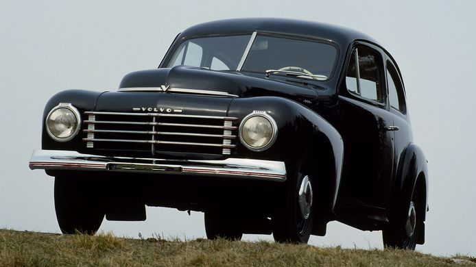 In 1946, toen de Volvo PV444 op de markt kwam, reden er iets meer dan 86.000 auto's rond in België...