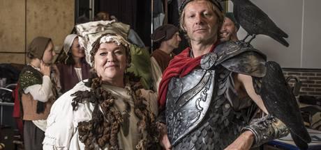 Oldenzaalse theaterspektakel  'He'k Wat Van Oe An' afgeblazen