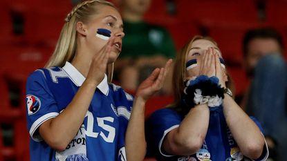Estland klopt Cyprus in onze groep met kleinste verschil