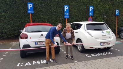 Rijkevorsel start met autodelen via Cambio