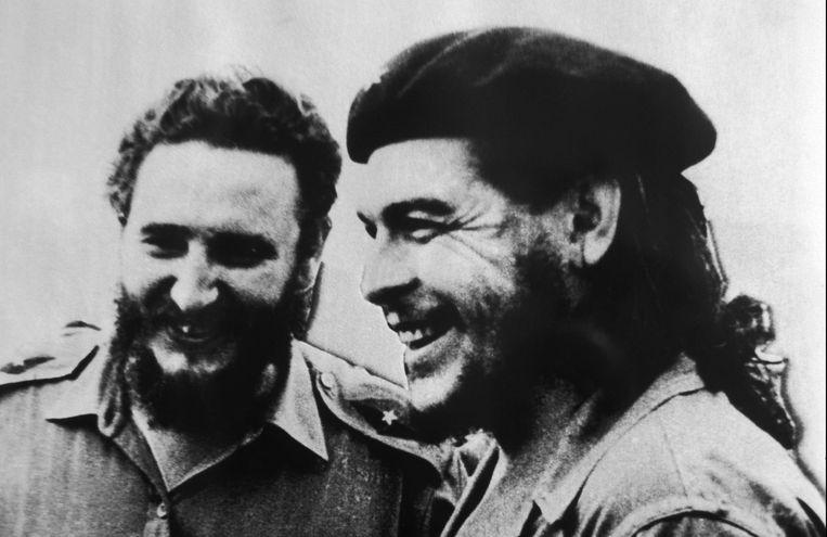 Castro met Che Guevara