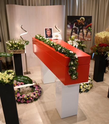 Plus de 2.000 personnes ont rendu un dernier hommage à Marieke Vervoort